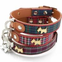 Highland Bling by Hamish McBeth, Austrailia.....Duncan has the top one !! and matching leash...