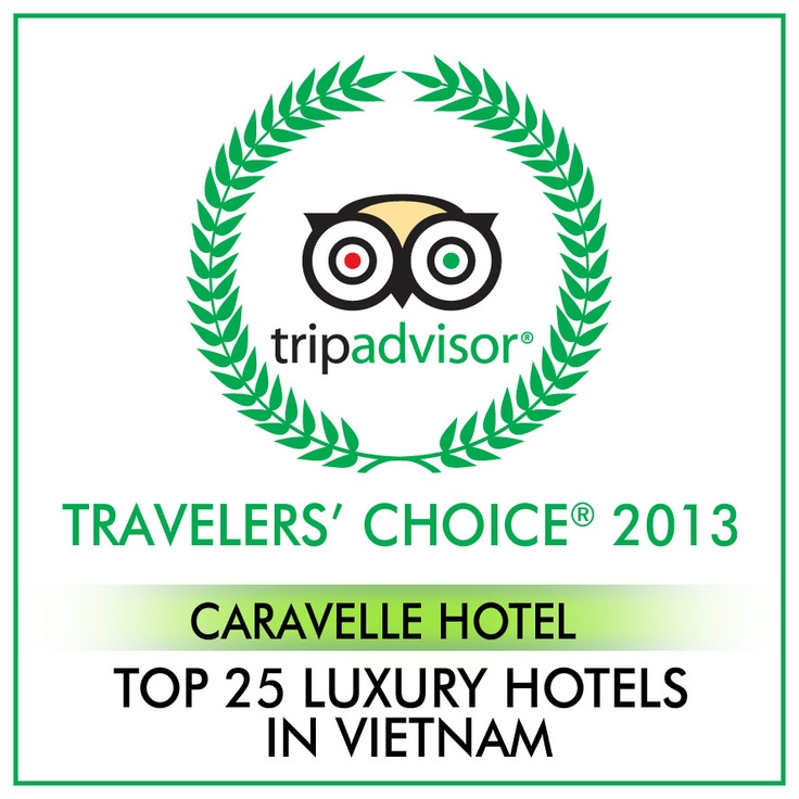 Travellers Rate Caravelle One of Vietnam's Top 25 Luxury Hotels