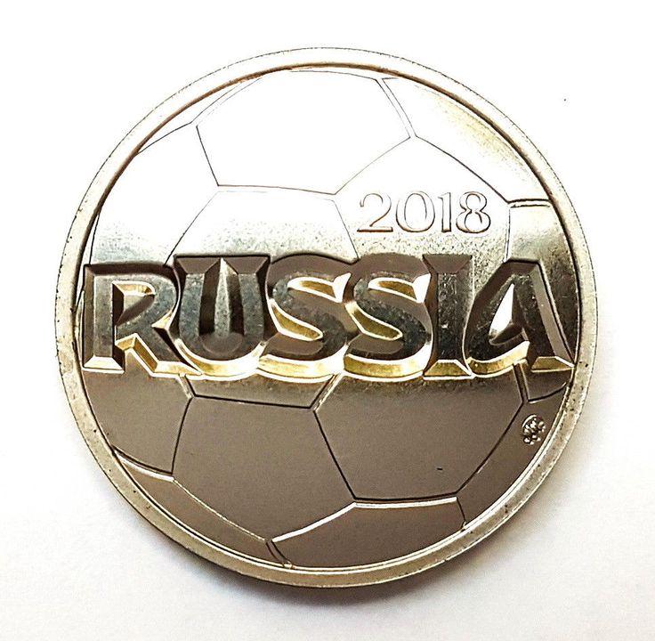 RUSSIA 2018 Commemorative Token Coin Medal Unique Sampler soccer FIFA World Cup   | eBay