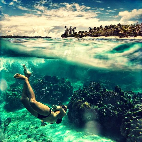 Beautiful Places Underwater: 17 Best Images About Stunning Underwater Art Photography