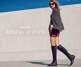 Riding Boots Nine West AW2015 (USA)