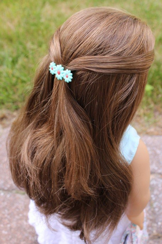 Best American Girl Doll Hairstyles Images On Pinterest - Hairstyles for dolls with long hair