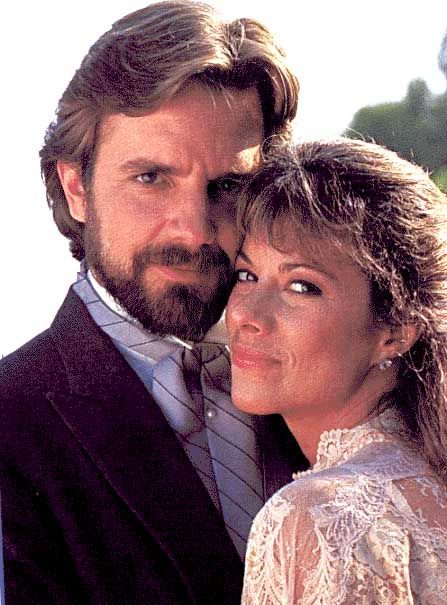 Lane Davies couple