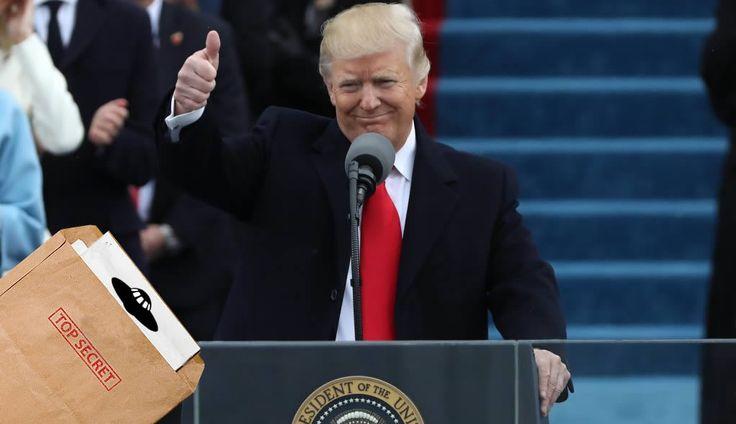 Trump Discorso Inaugurale e Disclosure