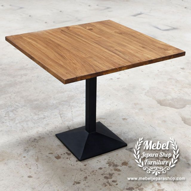 Industrial Simple Dining Table