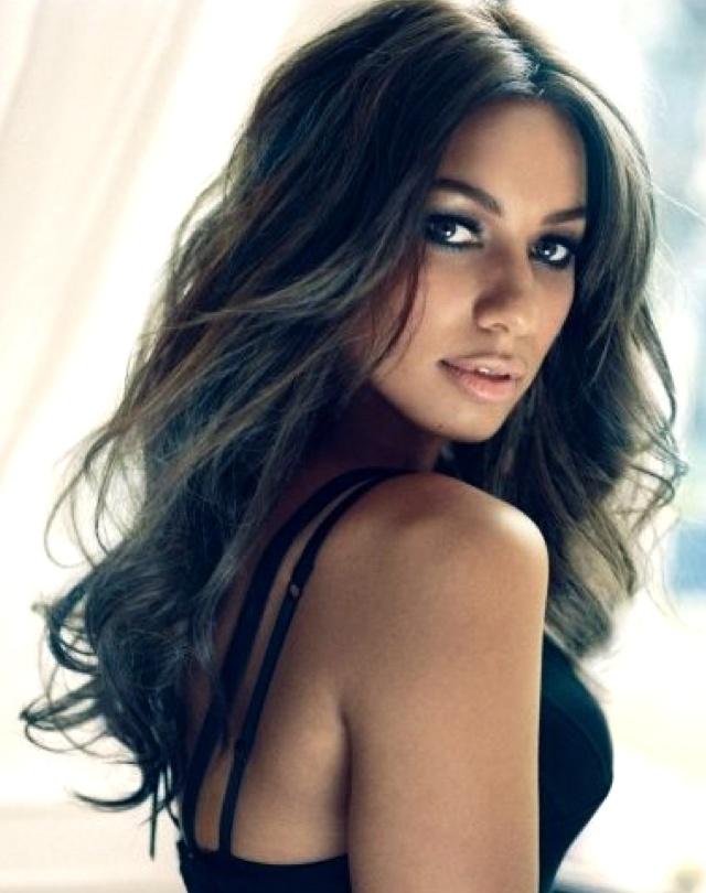 Leona Lewis hair <3