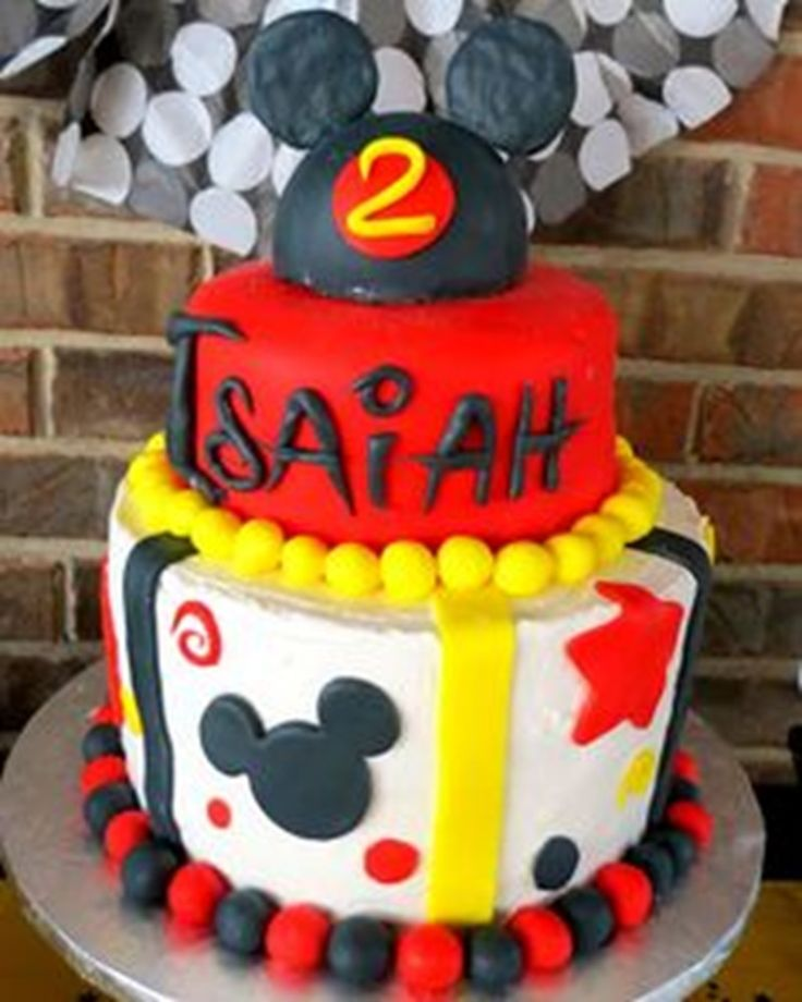 38 Best Mickey Mouse Clubhouse Themed Birthday Party