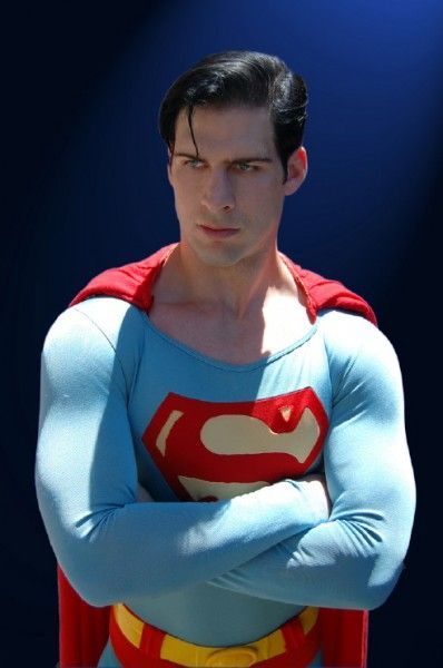 Character: Superman (Kal-El, aka Clark Kent) / From: DC Comics 'Superman' & 'Action Comics' / Cosplayer: Unknown