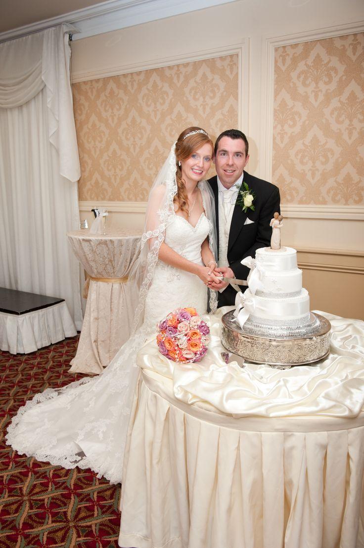 Wedding of Julie & James Gallagher