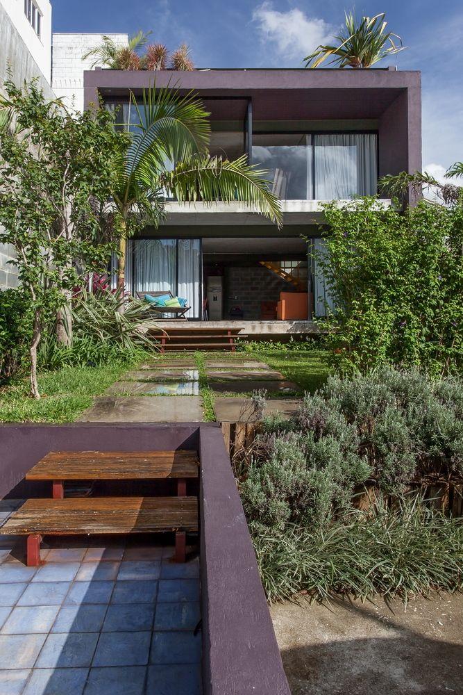 Gallery of Bandeiras House / ARKITITO Arquitetura - 9