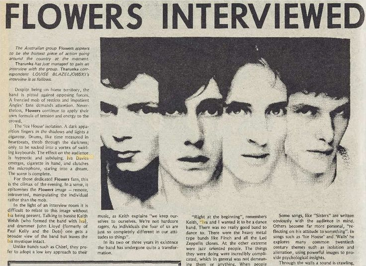Flowers Interviewed Page. 1