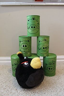 DIY angry birds game: Keeping it Simple