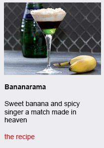 Bananarama - Συνταγές καφέ