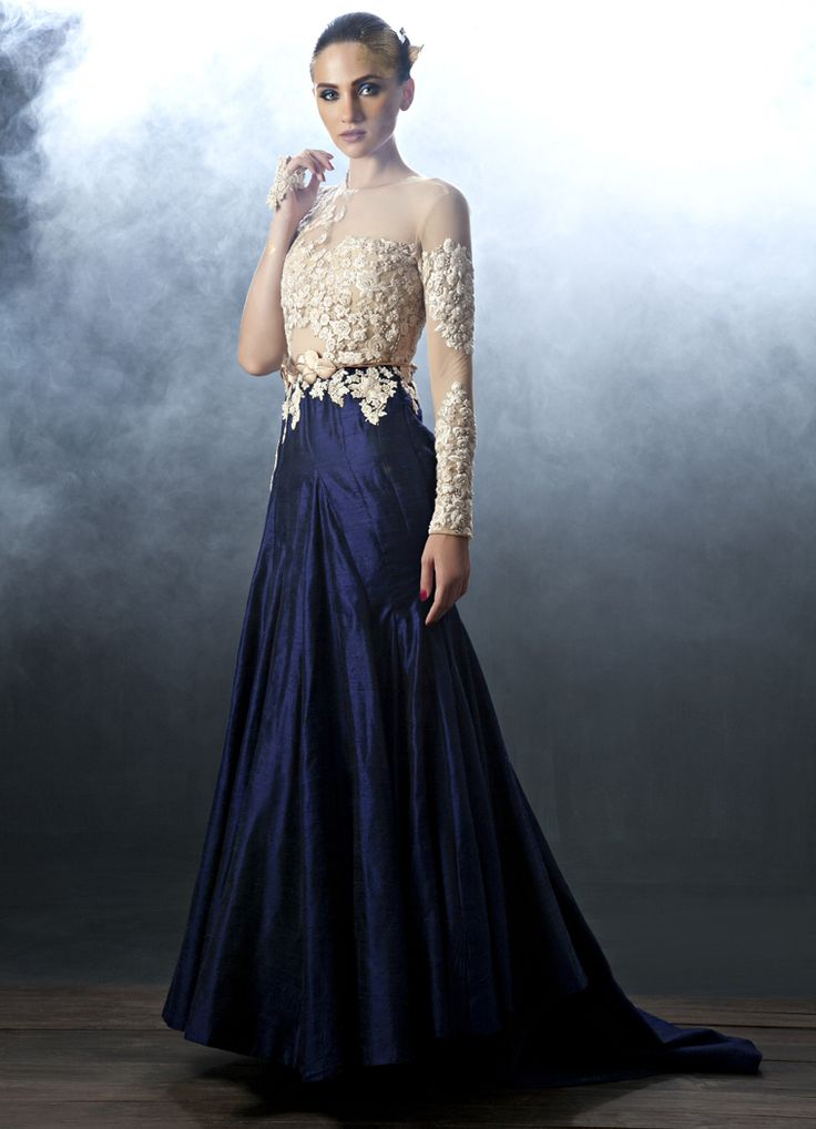 MYSTICAL NIGHT: beautiful new collection by RIDHI MEHRA.