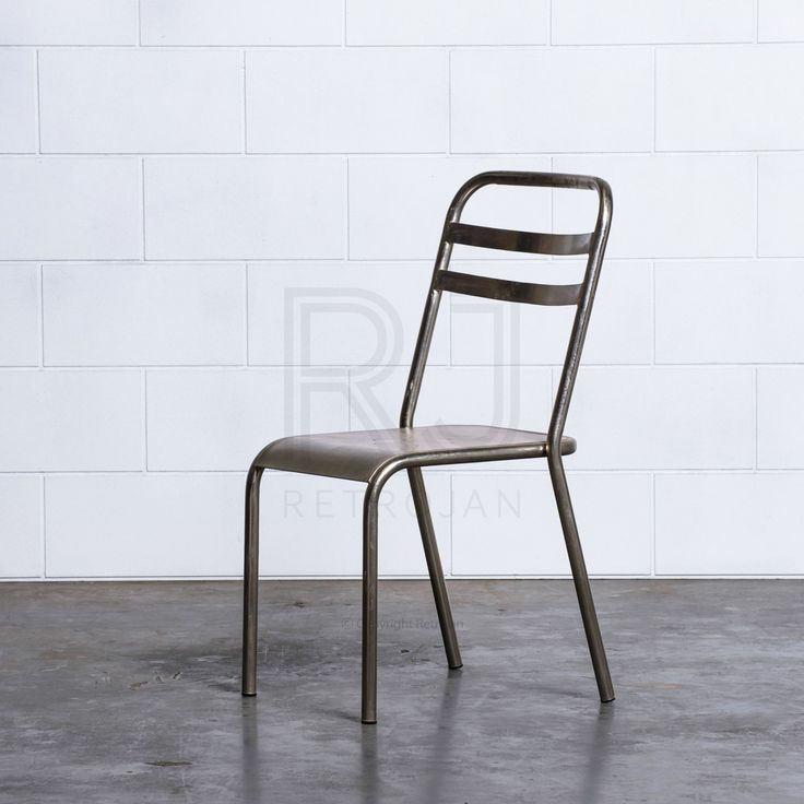 Hartley Cafe Dining Chairs - Silver | RP: $89.00, SP: $59.00