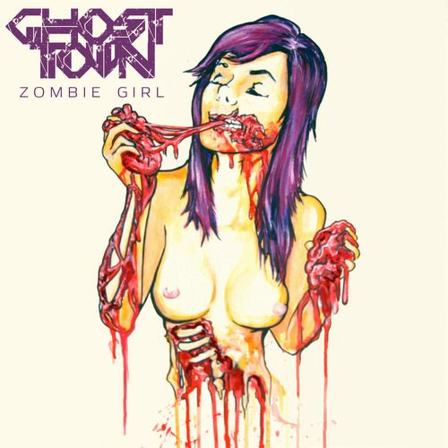 song zombie girl by Ghost Town