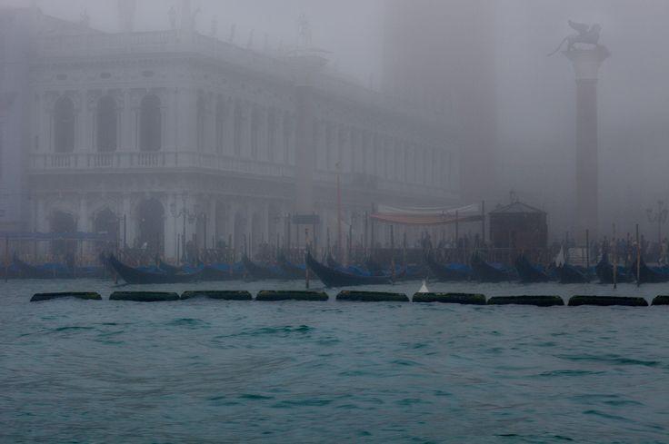 Сан-Марко. Туман.