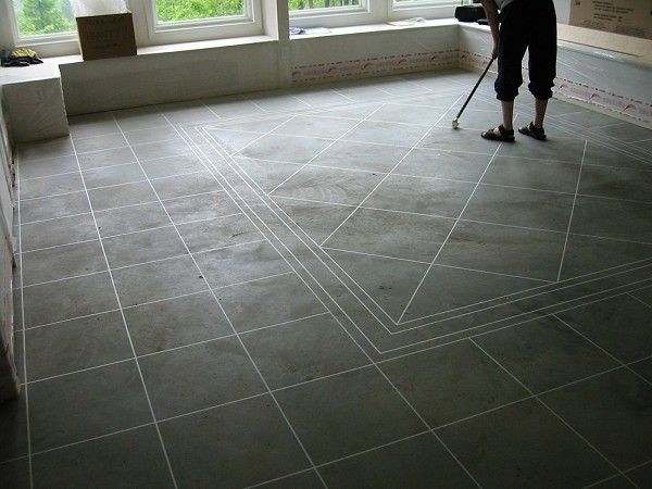 Acid Etched Concrete Stain is used throughout home. Some neat ideas.