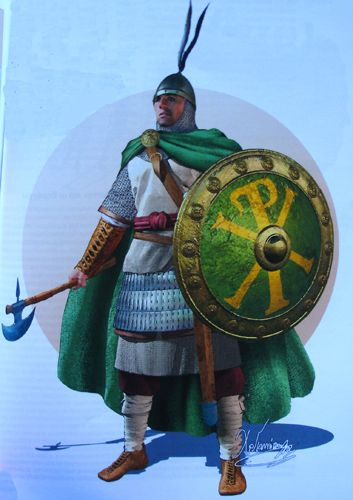 Byzantine Military: Imperial Tagmata Regiments - The Central Reserve
