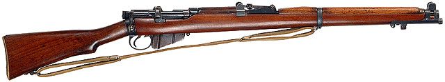 Rifles of the First World War