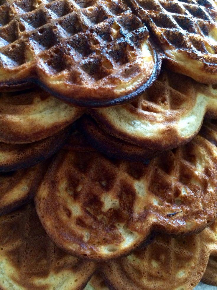 Vafler Waffles