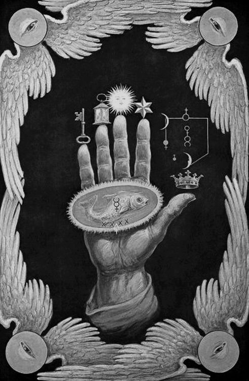 spells-of-life:  The Hand Of The Mysteries