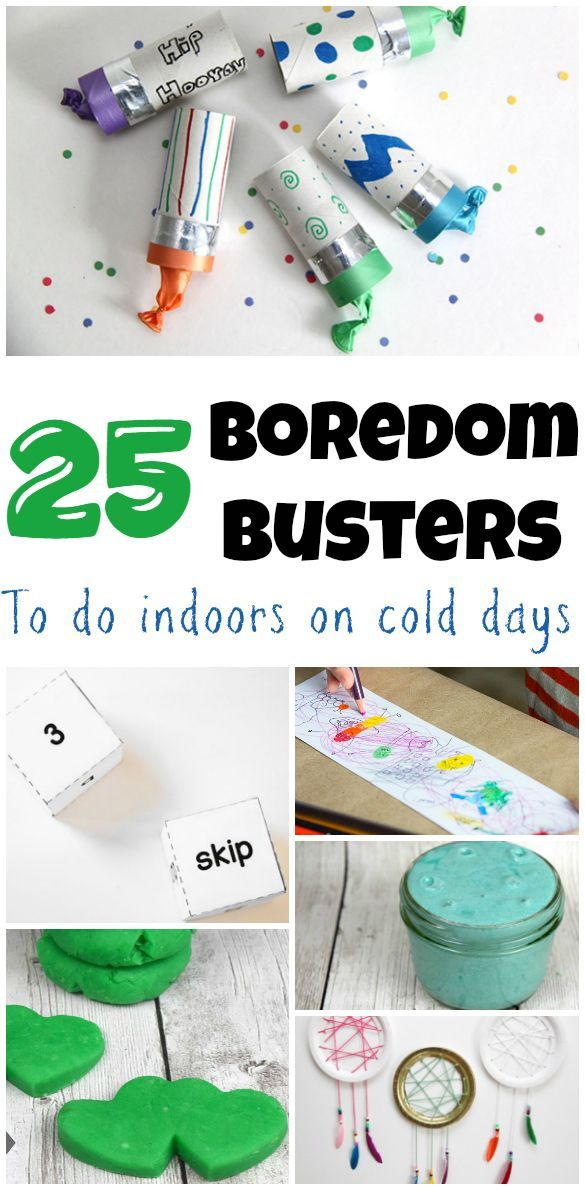 What to do when Kids are bored for kids – 25 Boredom busters  – Kids Activities