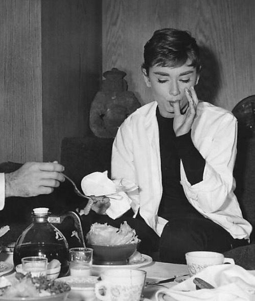 ♡Audrey Hepburn, Breakfast at Shawna's ♡