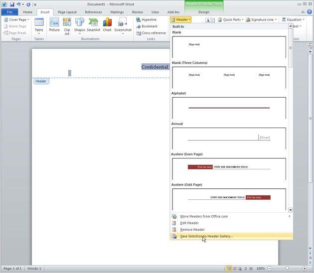 10 Expert Tips For Microsoft Word 2010