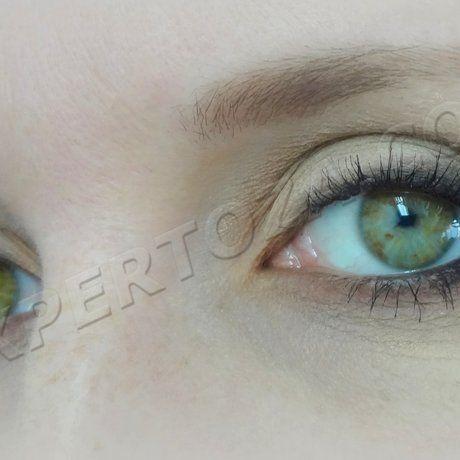 Как сделать макияж для маленьких глаз (фотоурок) | Expertoza