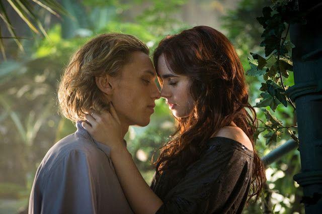 CAZADORES DE SOMBRAS  Jace & Clary.