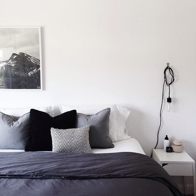 New season, new duvet cover. I think that's how the old saying goes. 03|25|14