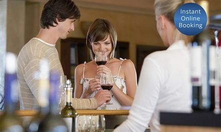 $35 for a wine tasting experience with take-home bottle of wine for two people at Tomich Hill Wines, Unley.