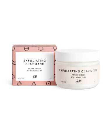 Mascarilla facial exfoliante | Exfoliating | Mujer | H&M MX