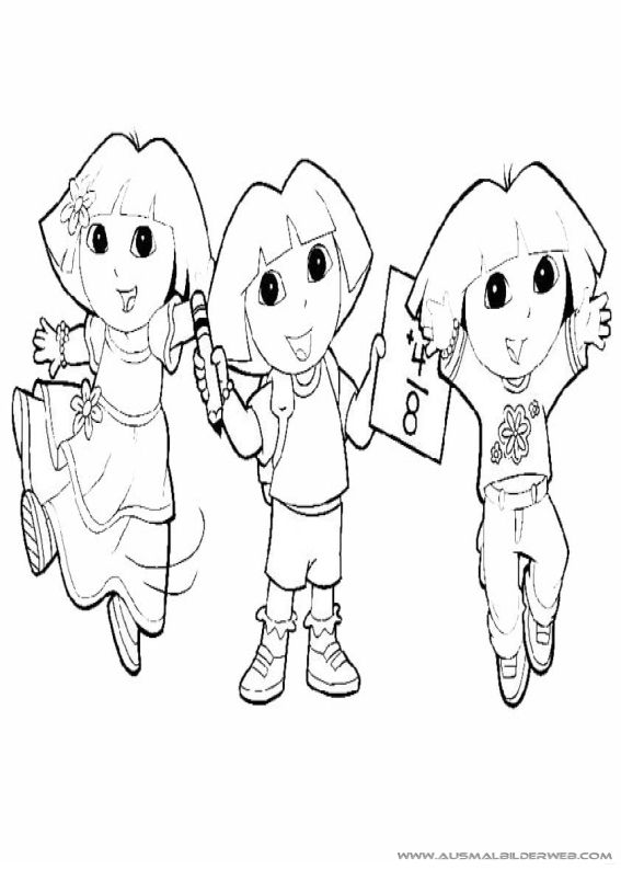 nick jr coloring pages free - photo#49