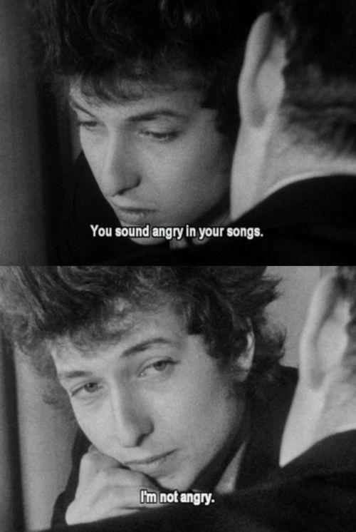 Bob Dylan.                                                                                                                                                                                 Mais