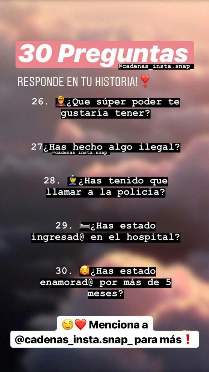Pin De Sebastian Lc En Ideas Para Encuestas En Ig Preguntas Para Whatsapp Cuestionarios Para Whatsapp Preguntas Para Amigos