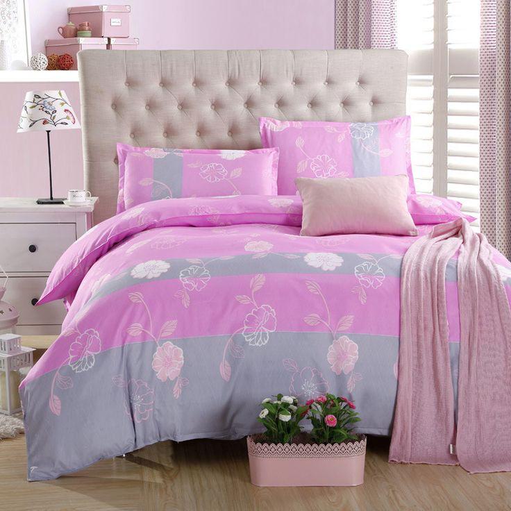 pas cher 2015 literie set 4 pcs super king size ensembles. Black Bedroom Furniture Sets. Home Design Ideas