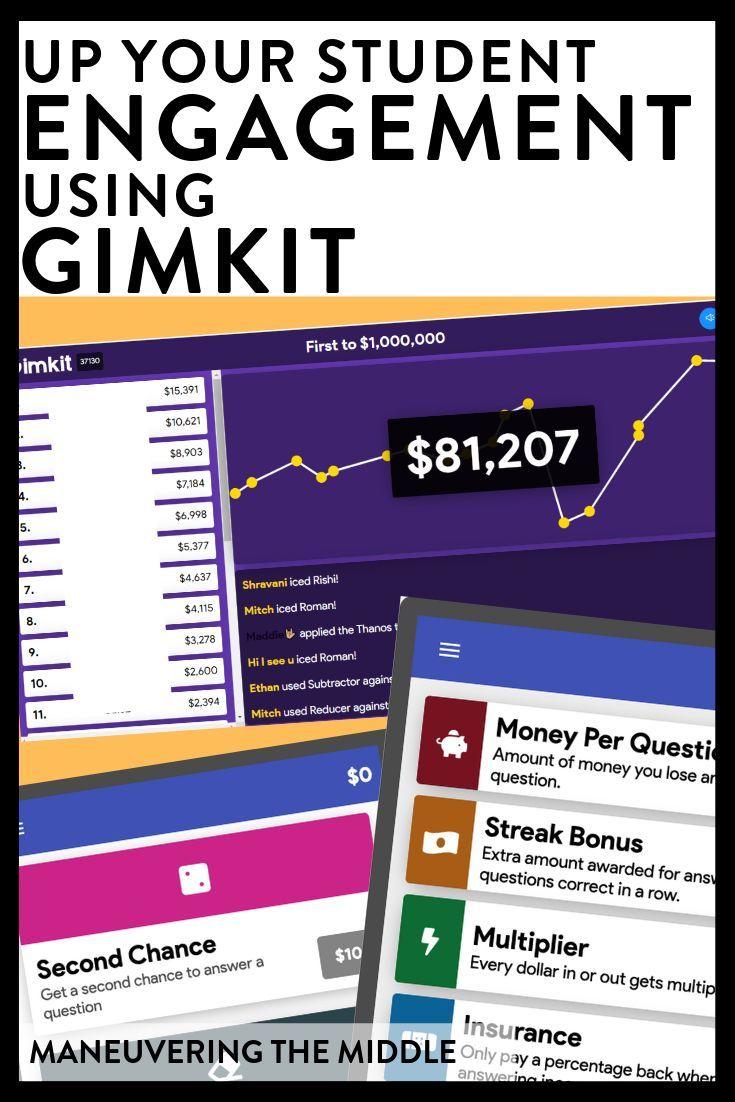 Gimkit Hack