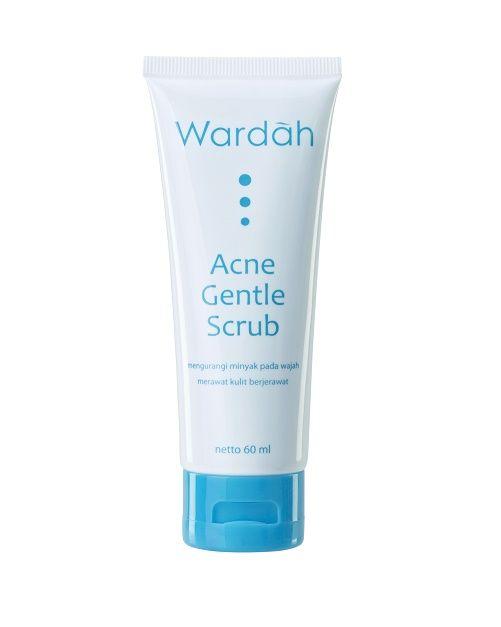 Ingin Membeli Wardah Acne Gentle Scrub? Baca Dulu Reviewnya