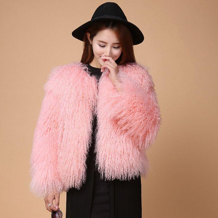 Womens Boots Discount 46297894 Miss Blumarine Mongolia Fur