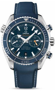 Omega Seamaster Planet Ocean 600 M Co-Axial Chronograph 45.5 mm Titanium