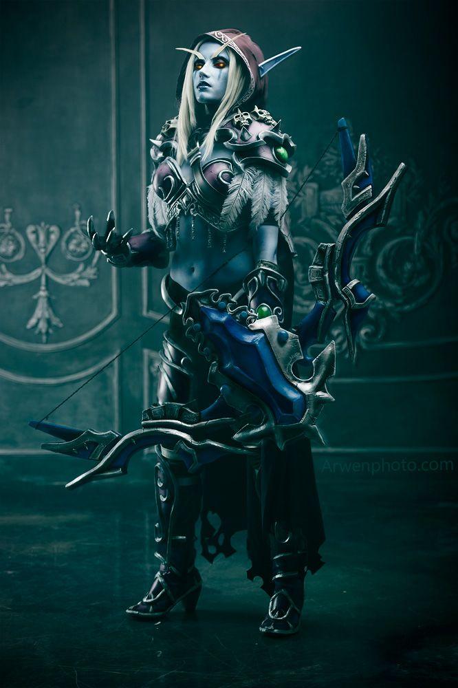 Follow me on Facebook World of Warcraft.Sylvanas Windrunner Costume production/model: Narga (me) Photographer ArwenphotoFull photoshoot more Warcraft cosplaysnarga-lifestrea...