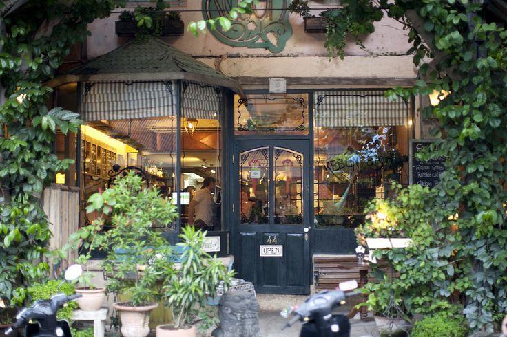 Kebun Bistro. Indulging artisan food