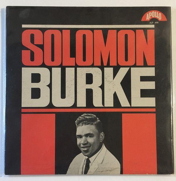 Solomon Burke - Solomon Burke at Discogs