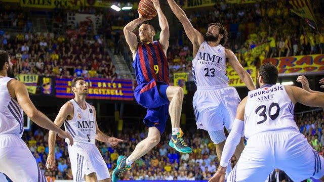 Sport Basketball : Πρωταθλήτρια η Μπαρτσελόνα. video