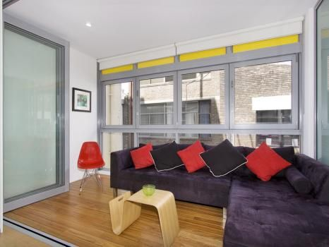 9/66 Riley Street, Darlinghurst,This apartment is decked out with funky living and dining room furniture, a brand new HD flat screen TV, Foxtel IQ2, the best in bedding and linen, well thought out kitchen facilities and homewares, functional yet comfortable living spaces, appliances and furnishings, and of course an espresso coffee machine with a selection of unique coffee blends ready to enjoy.