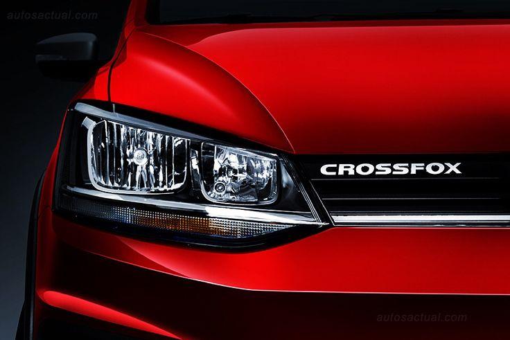Front CROSSFOX