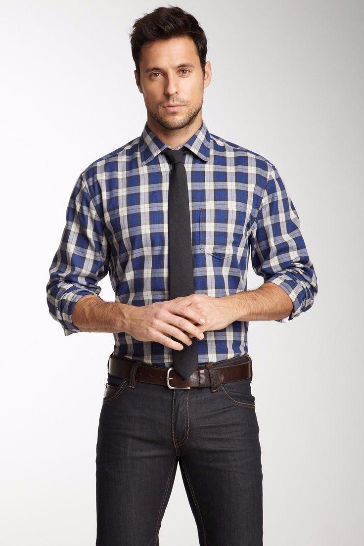 クールなクールビズの着こなしまとめ!シャツの種類別着こなし術!