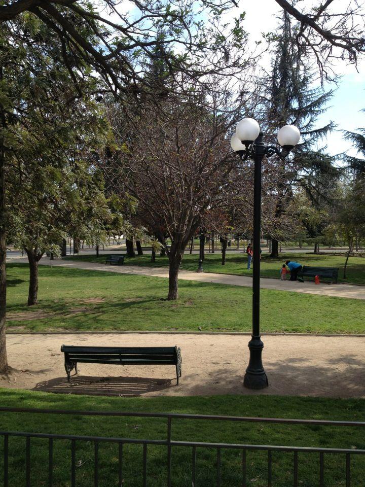 Plaza Las Lilas!
